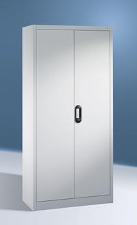 Büro- und Aktenschrank Breite 930 mm Tiefe 500 mm