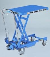 Hubtischwagen BISHAMON, klappbar  150 kg Tragkraft (Bestell.-Nr. 6.12084)