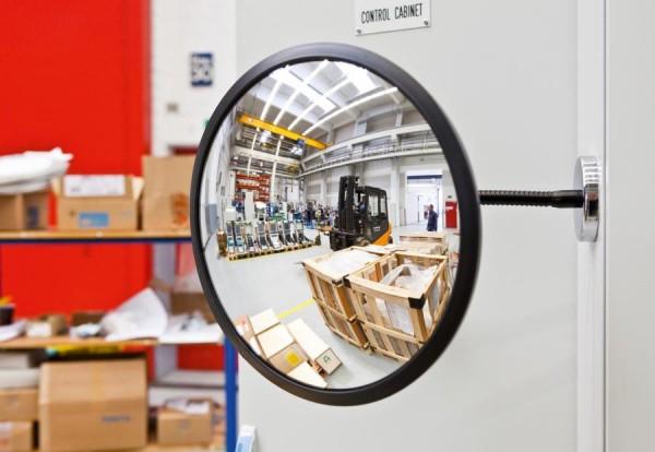 SPION - Spiegel, Magnethalterung