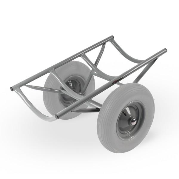 Teppich Transportroller für Teppichrollen, 500 kg Tragkraft, pannensichere Bereifung