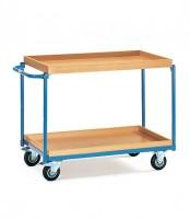 Leichter Tisch- und Werkstattwagen 250 kg Tragkraft