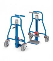 Möbelhubroller 600 kg Tragkraft pro Set