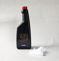 PeeBack Liquid Stein 600ml Urin-, Wasser-, Öl- & Regen abweisender Schutz für Stein,AntiPinkelSpray