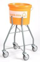 Eimerhalter für Farbeimer 10-20 Liter, fahrbar