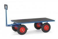 Handpritschenwagen mit Plattform, 1000 kg Tragkraft