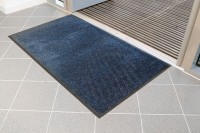 Schmutzfangmatte blau, 1150x1750 mm