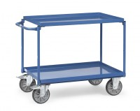 Tischwagen mit öldichter Wanne 400 kg Tragkraft