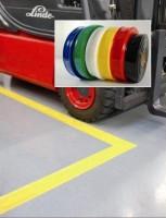 Bodenmarkierungsbänder, 50 mm Breite