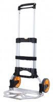 Kompakte Stapelkarre, klappbar, 150 kg Tragkraft