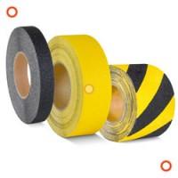 Antirutschbelag-Antirutschbänder,verformbar, selbstklebend, Rolle 18,3 m