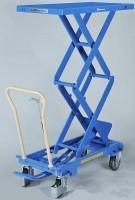 Doppelscheren-Hubtischwagen BISHAMON  300 kg Tragkraft (Bestell.-Nr. 6.12086)