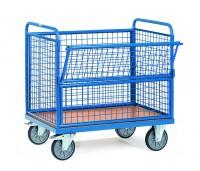 Kastenwagen, Draht 500 kg Tragkraft