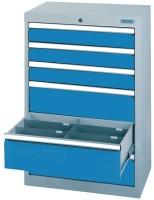 Schubladenschrank - Werkstattschrank, Breite 680 mm, 6 Schubladen