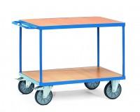 Schwerer Tisch- und Montagewagen 500 kg Tragkraft