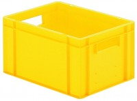 Transport-Stapelkästen TK 400 (PP), Wände und Boden geschlossen (Bestell-Nr. 4.0742122-01)