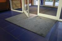 Schmutzfangmatte grau, 1150x1750 mm