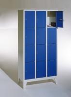 Fächerschränke mit Zylinderschloss Breite 1220 mm