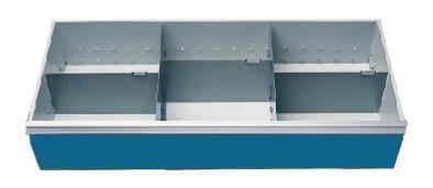 Schubladeneinteilungs - Set, Breite 705 mm