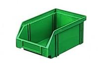 Sichtlagerkästen aus Polystyrol (PS), stapelbar  (Bestell.-Nr. 4.0180001-11)