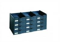 Schubladenblock für Schrankbreite 930 mm