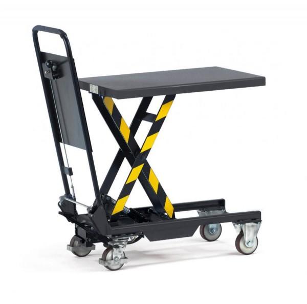 hubtischwagen bis 755 mm hubh he und 150 kg tragkraft von. Black Bedroom Furniture Sets. Home Design Ideas