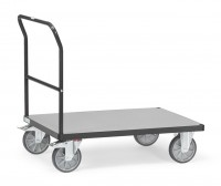 Großer Plattformwagen 500 kg Tragkraft - Euro-Format
