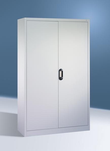 Büro- und Aktenschrank extra Breite 1200 mm Tiefe 500 mm, Höhe 1950 mm - extra breit -