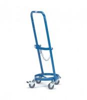 Stahlflaschenroller 80 kg Tragkraft