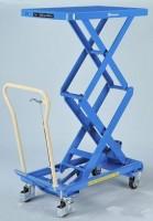 Doppelscheren-Hubtischwagen BISHAMON  500 kg Tragkraft (Bestell.-Nr. 6.13006)