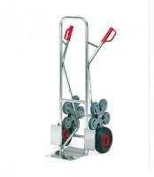 Alu - Treppenkarren 200 kg Tragkraft