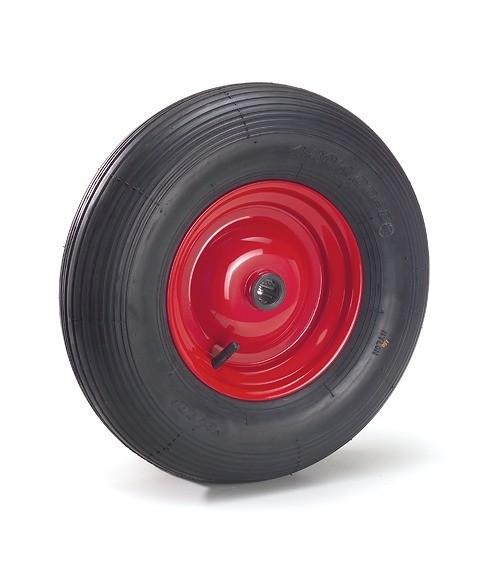 PU-Räder, 250 kg Tragkraft, pannensicher