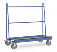 Plattenwagen, Plattenständer fahrbar, 500 kg Tragkraft
