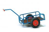 Handwagen aus Stahlrohr, 200 kg Tragkraft