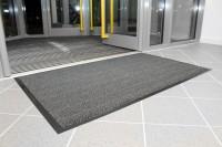 Eingangsmatte grau, 1200x1800 mm