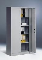Flügeltürschränke mit Zylinderschloss Breite 930 mm, Tiefe 500 mm