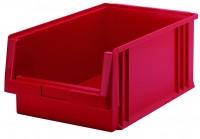 Sichtlagerkästen PLK aus Polypropylen (PP), stapelbar (Bestell-Nr. 4.0135002-21)