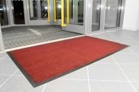 Eingangsmatte rot, 600x900 mm