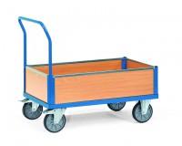 Kastenwagen mit Schiebebügel, Ladefläche 850 x 500 mm
