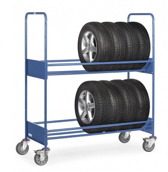 Reifenwagen - Reifenträger 250 kg Tragkraft, 1420x600 mm Ladefläche